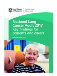 national lung cancer audit 2017